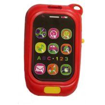 Музичний червоний телефон, Baby Mix, 0880
