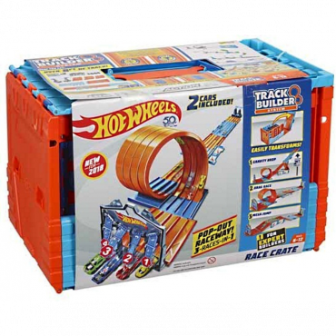 Hot Wheels Hobbys Hot Wheels City Track Pack Fxm38