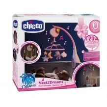 Игрушка-мобиль Next2Dreams 3 в 1, Chicco, 076271