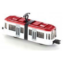 Трамвайный вагончик, Siku, 1011