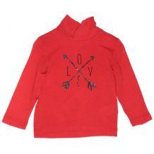 Червоний гольф для дівчинки, Original Marines, 1448