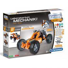 Конструктор з серії Лабораторія механіки - Джип та квадроцикл, Сlementoni, 60954