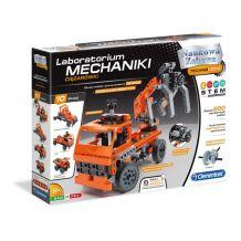 Конструктор з серії Лабораторія механіки - Вантажні Автомобілі, Сlementoni, 60992