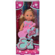 Кукла Эви с гитарой, Simba, 105733209