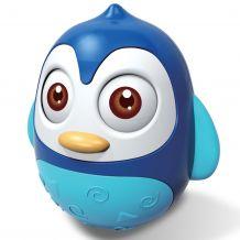 Голубий пінгвінчик-неваляшка, Babymix,HS-0201