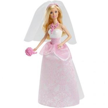 """Кукла Barbie """"Королевская невеста"""", CFF37"""