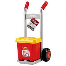 Візок з валізою і інструментами Ecoiffier, 2381