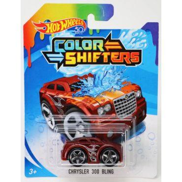 Машинка що змінює колір Chrysler 300C Hot Wheels, BHR15