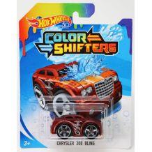 Машинка меняющая цвет Chrysler 300C Hot Wheels, BHR15
