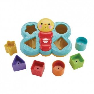 "Сортер ""Метелик"" Fisher-Price, CDC22"