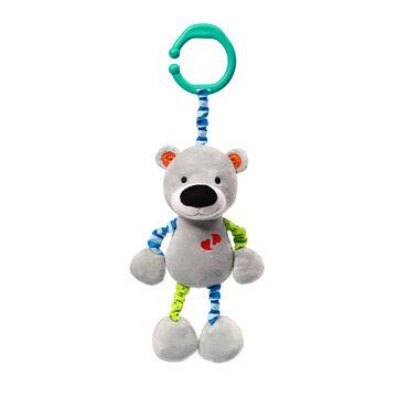 """Іграшка з вібрацією """"Ведмедик Базіл"""", Babyono, 618"""