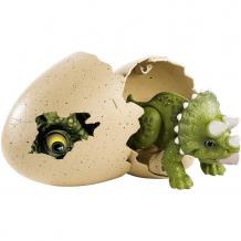 Ігровий набір Jurassic World Динозаври-дитинчата Triceratops, Mattel, FMB91/FMB94