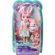 Лялька Enchantimals Брі Кроля 15см,(оновлена) DVH87 / FXM73