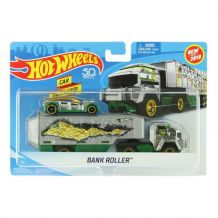 Машина далекобійника Bank Roller Hot Wheels, BDW51