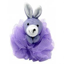 Мочалка-зверушка, Кролик, Baby Team, 7406