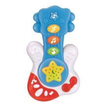 Музична гітара синя, Baby Mix, PL419750