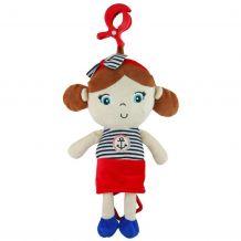 """Іграшка з вібрацією """"Дівчинка"""", Baby Mix, STK-1871"""