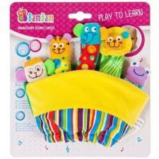 Разноцветная театральная перчатка, BamBam, 377128