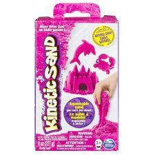 Игровой набор для творчества Kinetic sand 227г розовый, 20080706