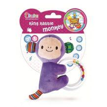 """Іграшка-брязкальце """"Мавпеня"""", BamBam, 322028"""