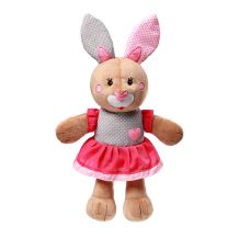 """Іграшка-обнімашка """"Кролик Джулія"""", BabyOno, 620"""