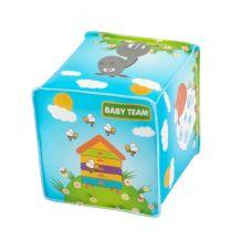"""Игрушка для ванны """"Мини-кубик"""", Baby Team, 8741"""