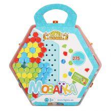 Развивающая игрушка Тигрес Мозаика 275 элементов, 39314