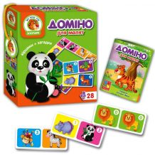 Доміно «Зоопарк», Vladi Toys, VT2100-04