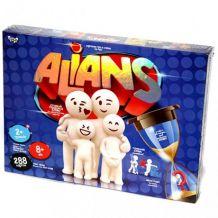 """Настільна гра """"Альянс"""", Danko Toys, G-ALN-01-U"""