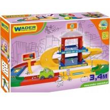Kid Cars 3D - Гараж 2 поверха (3,4 м) 53020