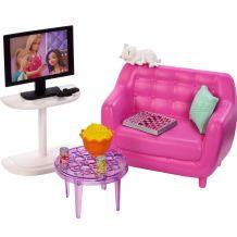 """Набір меблів """"Вітальня"""" Barbie, FXG33/FXG36"""