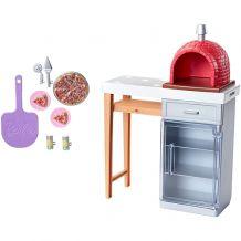 """Набір меблів """"Піч для піцци"""" Barbie, FXG37/FXG39"""