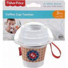 """Брязкальце-гризунець """"Чашка кави"""", Fisher Price, DYW60"""