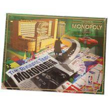 """Настільна гра """"Монополія"""", Danko Toys, SP G08-UA"""