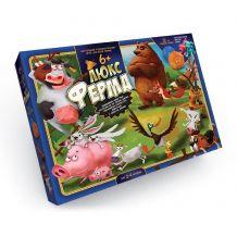 """Настільна гра """"Ферма Люкс"""", Danko Toys, G-FL-UA-01-01"""