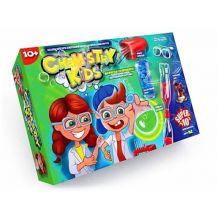 """Набір для проведення дослідів """"Магічні експерименти"""" серія Chemistry Kids, Danko Toys, CHK-01-02"""