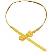 Жовтий ремінець для дівчинки, Mayoral, 1502