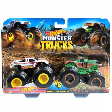 Машинки двопак Monster Jam HotWheels Racing & Baja Buster, Hot Wheels, FYJ64 / GBT71