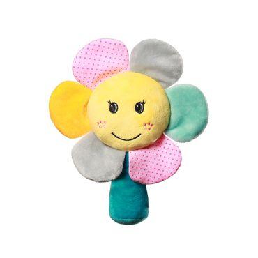 """Брязкальце велюрове """"Квітка"""", Baby Ono, 609"""
