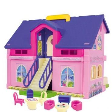 Будиночок для ляльок WADER, 25400