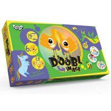 """Настільна гра """"Dooble image"""", Danko Toys, DBL-01-01-U"""