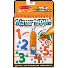 "Водна розмальовка ""Цифри"", Melissa&Doug, 5399"