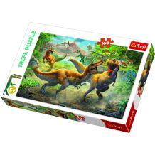 """Пазл """"Тиранозавр"""", 160ел., Trefl, 15360"""