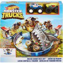 """Ігровий набір Hot Wheels """"Небезпечне протистояння"""" серії Monster Trucks, FYK14"""