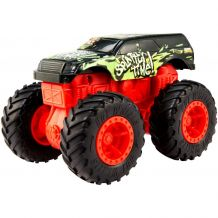 "Машина-позашляховик Splatter Time Серії ""Monster Truck Bash Ups"" HOT WHEELS, GCF96"