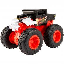 "Машина-позашляховик Bone Shaker Серії ""Monster Truck Bash Ups"" HOT WHEELS, GCF95"