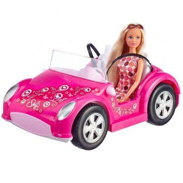 Кукла Штеффи Steffi Love с кабриолетом, Simba, 5738332