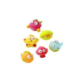 """Іграшки у ванну """"Океан і море"""" 6шт, 532"""