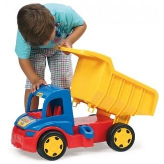 """Машина вантажівка гігант """"Gigant"""", Вадер 65000"""