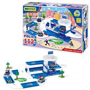 Полицейский участок 3,8м Kid Cars 3D Вадер, 53320